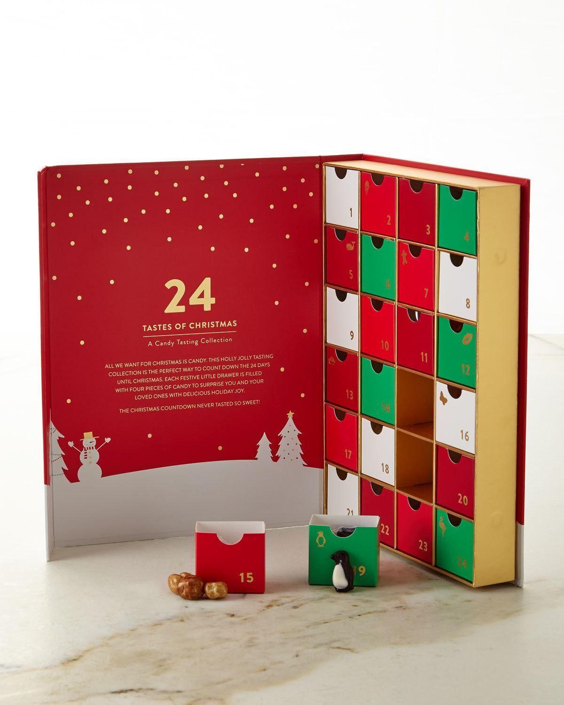 Sugarfina 24 Tastes Of Christmas Advent Calendar Christmas Advent Calendar Wine Advent Calendar Chocolate Advent Calendar