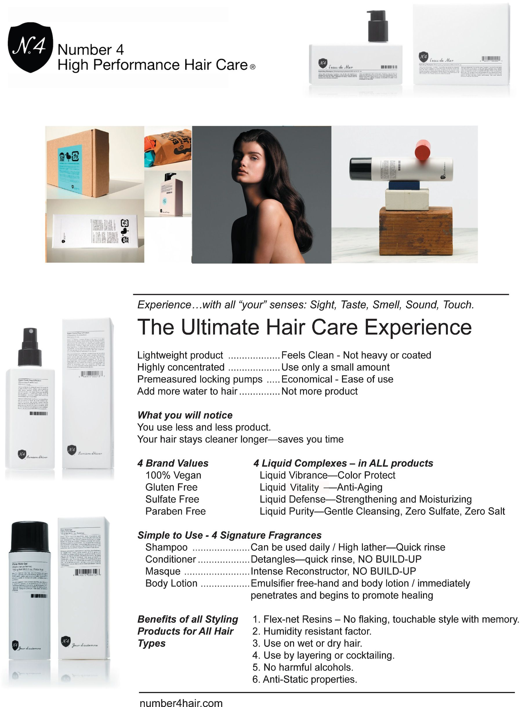 The Ultimate Hair Care!