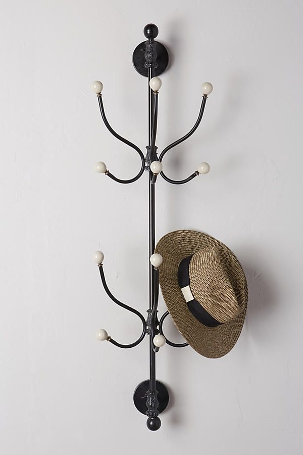 Le Bistro Coat Rack Hanging Racks Wall Storage Coat Hooks On Wall