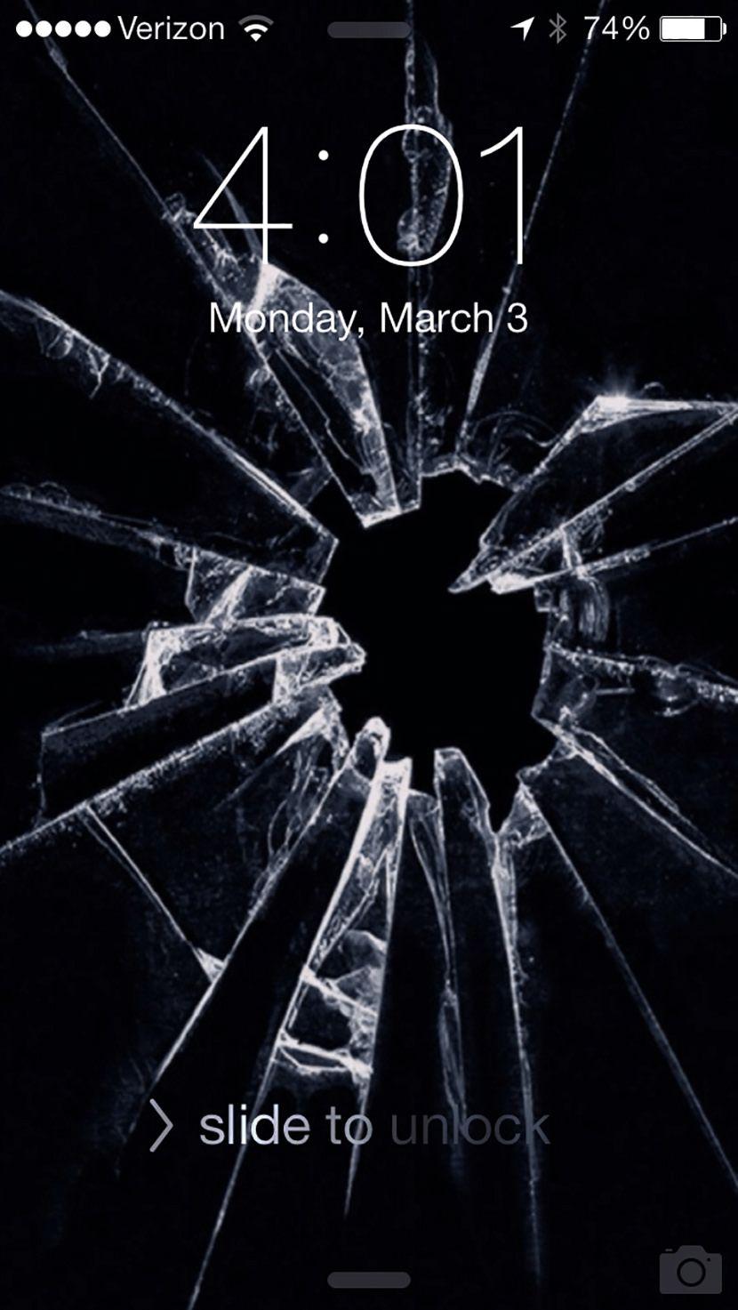 7 Broken Screen Wallpapers Prank For Apple Iphone Broken Screen Wallpaper Broken Screen Screen Wallpaper