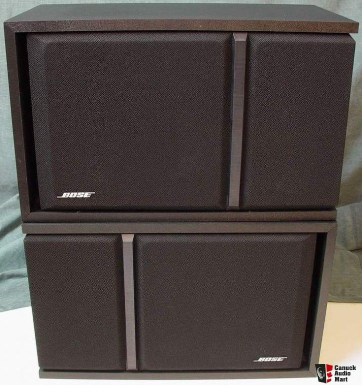 BOSE 301 SERIES III HIGH QUALITY BOOKSHELF SPEAKERS WORKING EXCELLENT