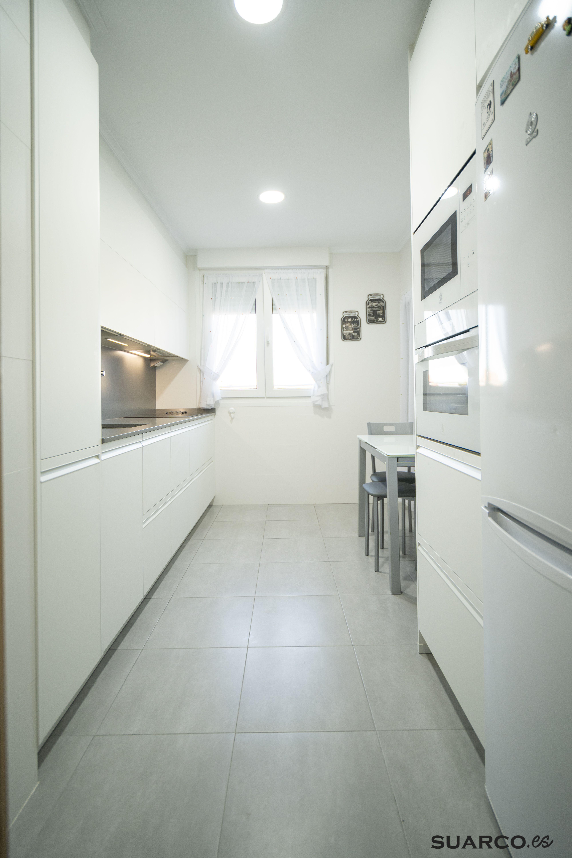 10++ Cocinas lineales de 4 metros ideas