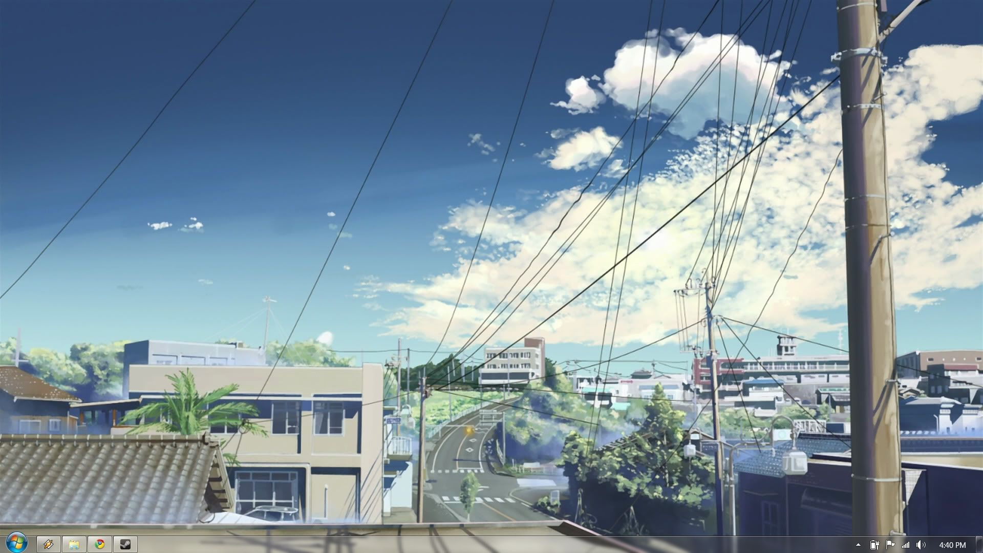5 centimeters per second wallpaper Google Search 애니메이션