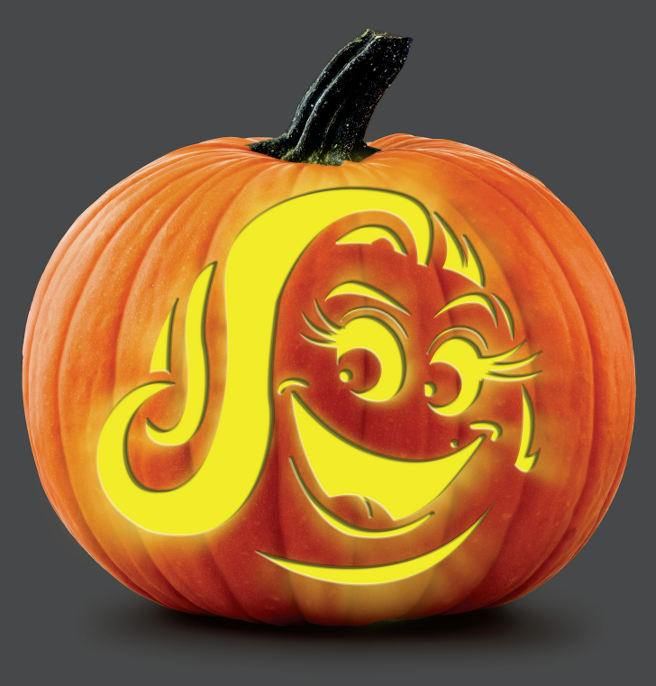 45 Easy Pumpkin Carving Ideas That Anyone Can Pull Off This Halloween Pumpkin Face Carving Pumpkin Carving Pumpkin Faces