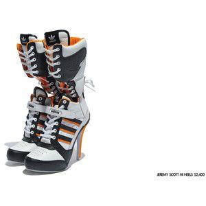 adidas Originals BY JEREMY SCOTT WOMEN'S SHOES COLLECTION