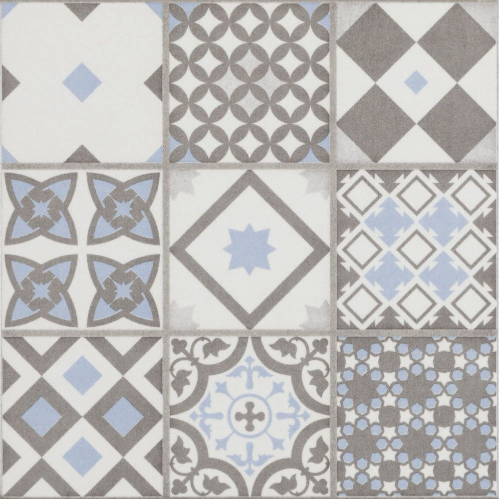 Vibe light blue mosaic patterned wall and floor tiles 223 x vibe light blue mosaic patterned wall and floor tiles 223 x 223mm doublecrazyfo Images