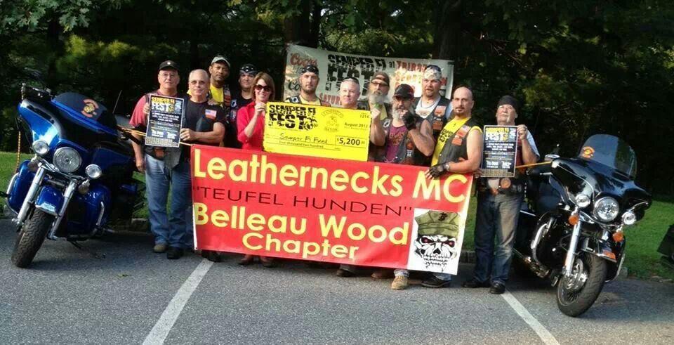 Leathernecks Nation MC Belleau Wood Chapter, Lehigh Valley