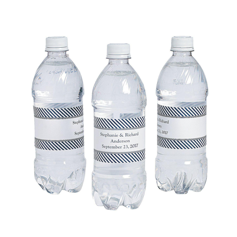 Personalized Nautical Wedding Bottle Labels | Wedding bottles ...
