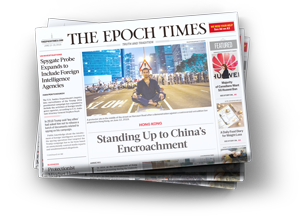 Subscribe To The Epoch Times For 1 Epoch Time E Newspaper Newspaper Subscription