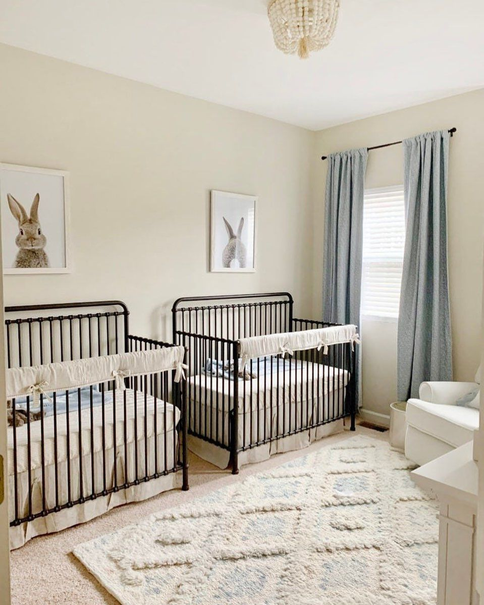 Amazing Boy Nursery: Twice As Much To Love In This Twin Boys 👶👶 Nursery That