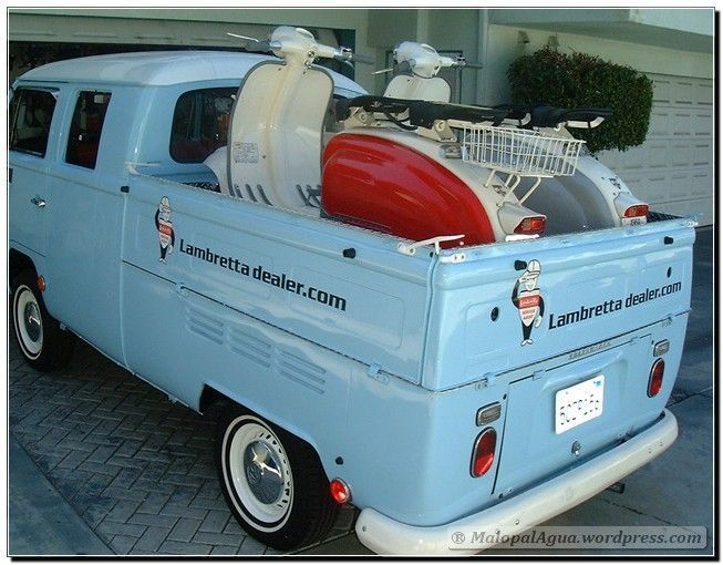 Double Cab vw truck