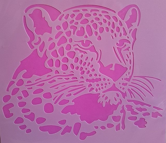 Villakivi shop: SABLUUNAT - SABLUUNA (suuri) leopardi (9320922)
