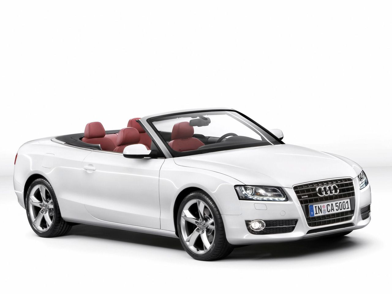 2010 Audi A5 Convertible Cabriolet For Exotic