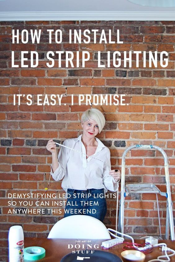 Led Strip Lights The Easy Way To Illuminate Anything