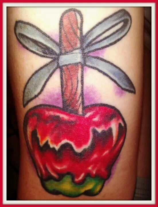 Candy Apple Tattoos Candy apple tattoo   Candy Apple ...
