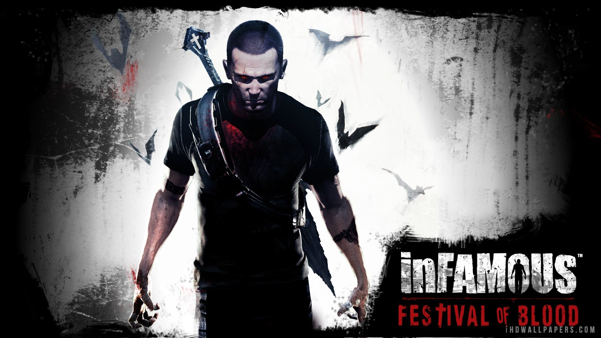 Infamous 2 festival of blood keygen download.