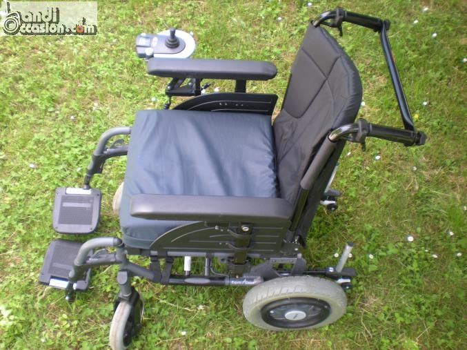 fauteuil roulant électrique invacare esprit ...