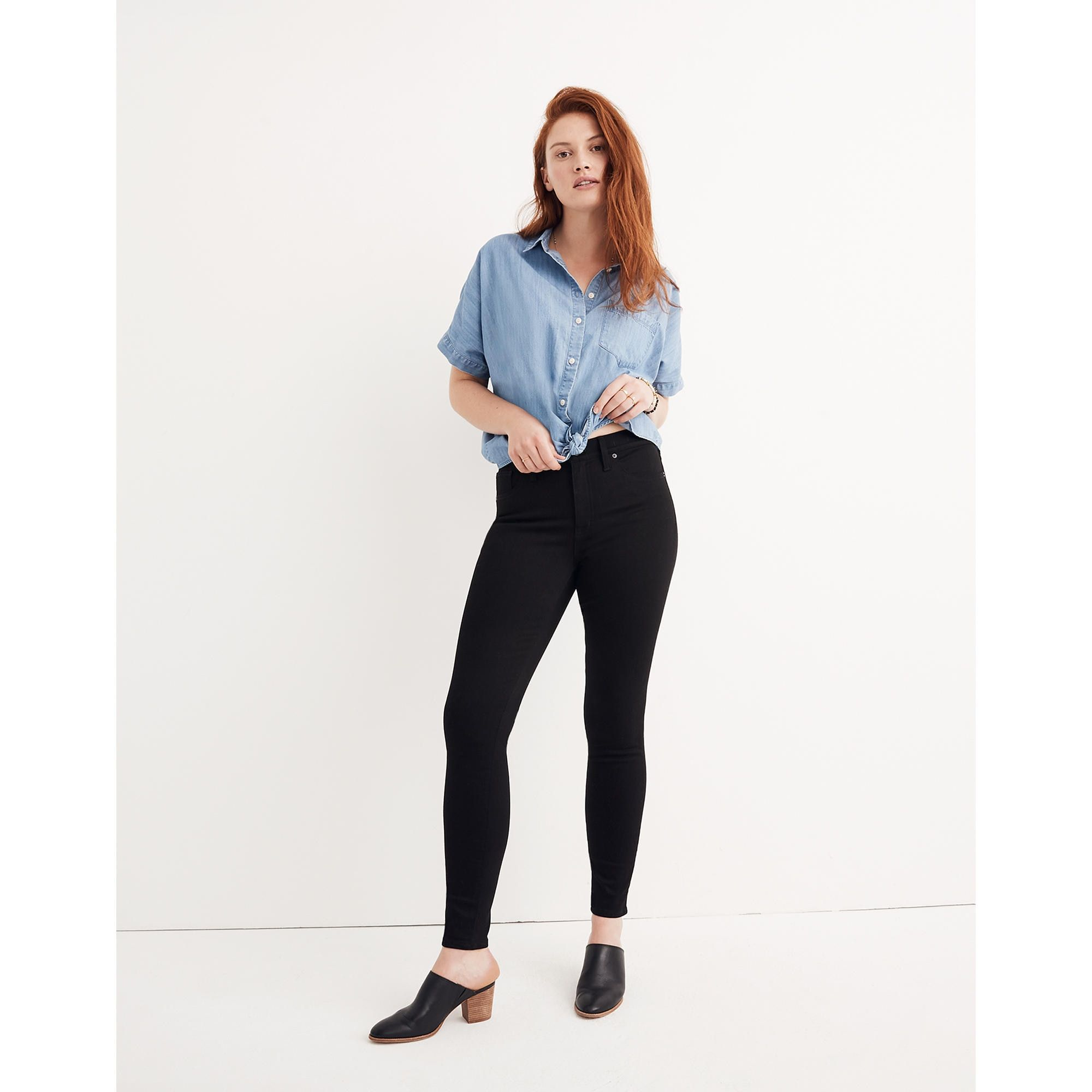 Stay Black Rise 9 Isko In High Jeans Skinny aYZP7qF