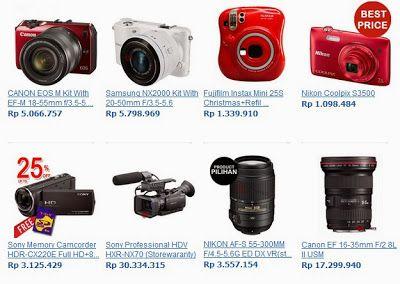 http://landakseo.blogspot.com/2013/12/camera.co.id.html Toko kamera murah di Indonesia