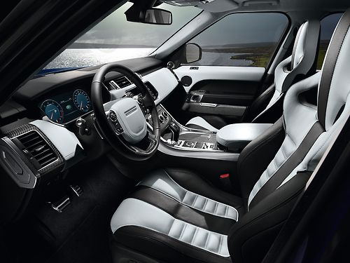 2014 Range Rover Sport Svr New Range Rover Sport Range Rover Sport Range Rover