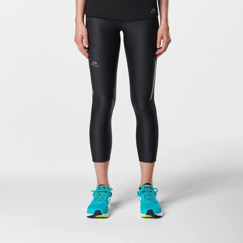 3fe46f9f0a8 Collant jogging femme run dry+ noir kalenji