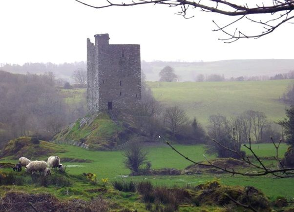 Do you wonder if you have Irish Castles somewhere in your Irish Ancestry. Costello castle is Edmonstown, Glebe and Mannin Castles.
