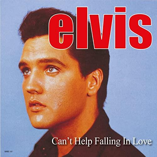 Elvis Presley - Can't Help Falling In Love(1961)歌詞 lyrics《經典老歌線上聽》