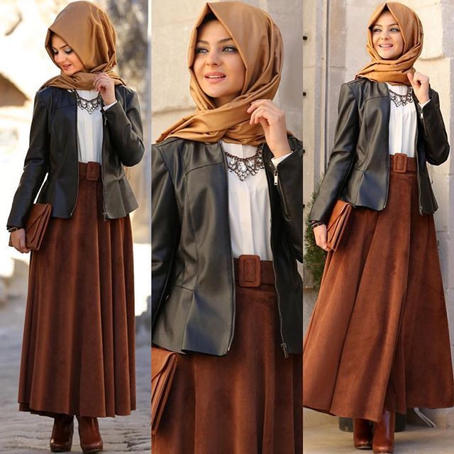 Pin By Vesile Ozdemir On Satin Alinacak Seyler Muslim Fashion Outfits Muslimah Fashion Outfits Long Skirt Fashion
