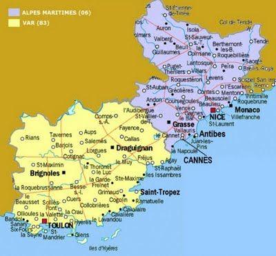 Pin Von Da La Auf Travel Frankreich Provinz Frankreich Karte
