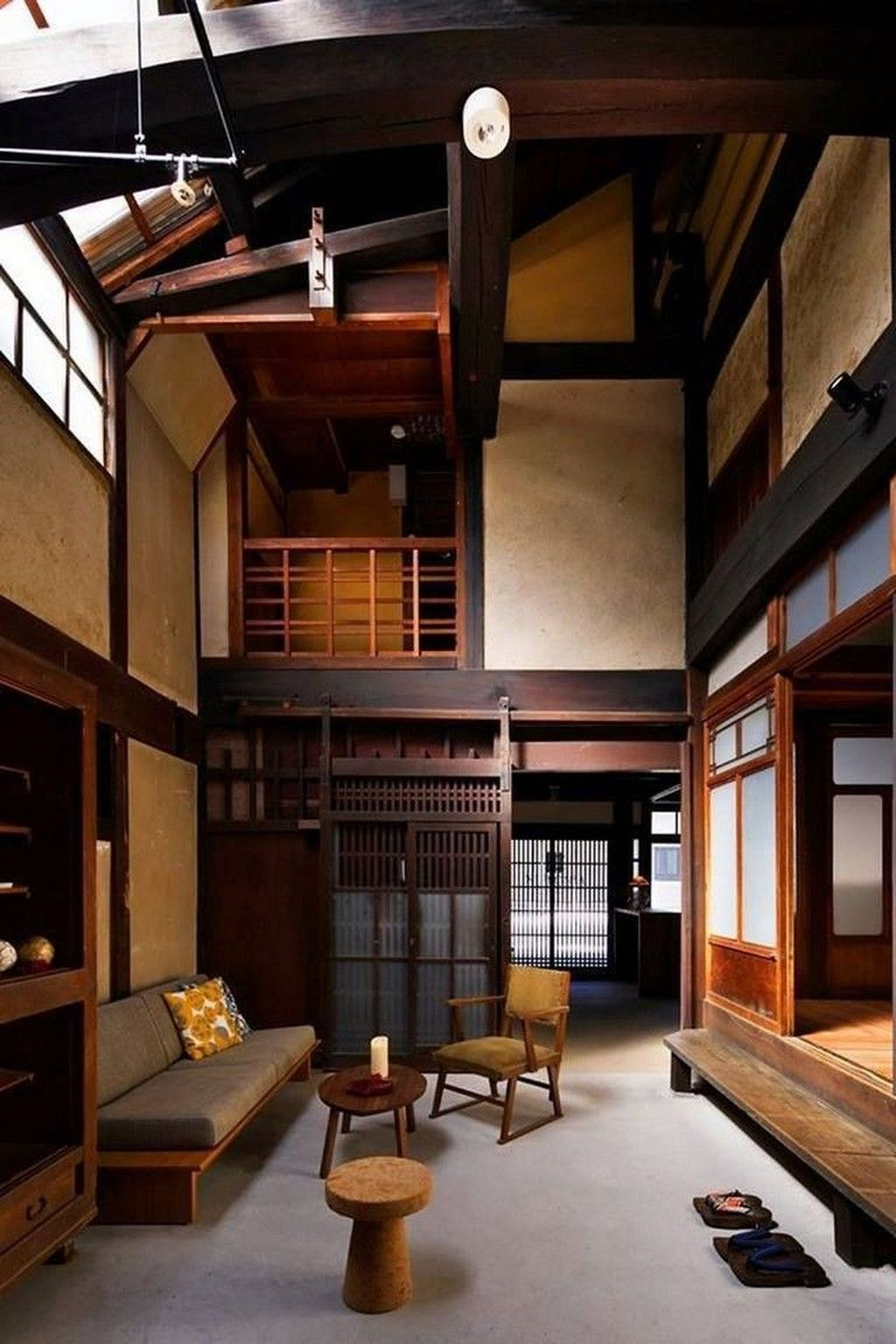 40 modern japanese living room decor in 2020  japanese