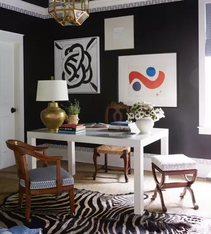 discover the 9 best black paint colors in 2020 home on good wall colors for office id=60459