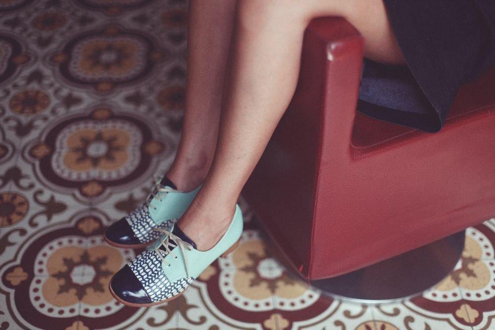#ChieMihara shoes