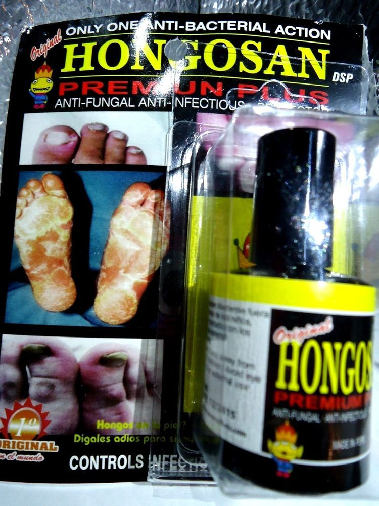 Hongosan Plus Anti-Fungal Anti-Infectious Protector Liquid Treatment ...