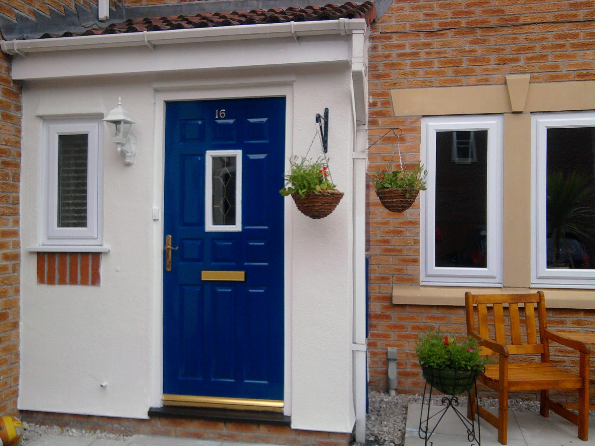 front door painted in little greene u0027s u0027deep space blue u0027 facebook