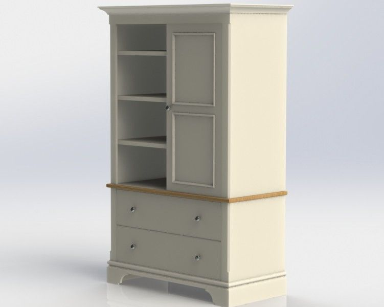 Charmant Chatsworth Cabinets   Baslow Housekeepers Cupboard