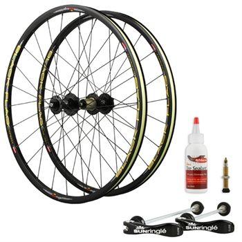 Sun Ringle Black Flag Expert 26 Inch Tubeless Mtb Wheelset Sun Ringle Brand Www Pricepoint Com Mtb Bicycle Black