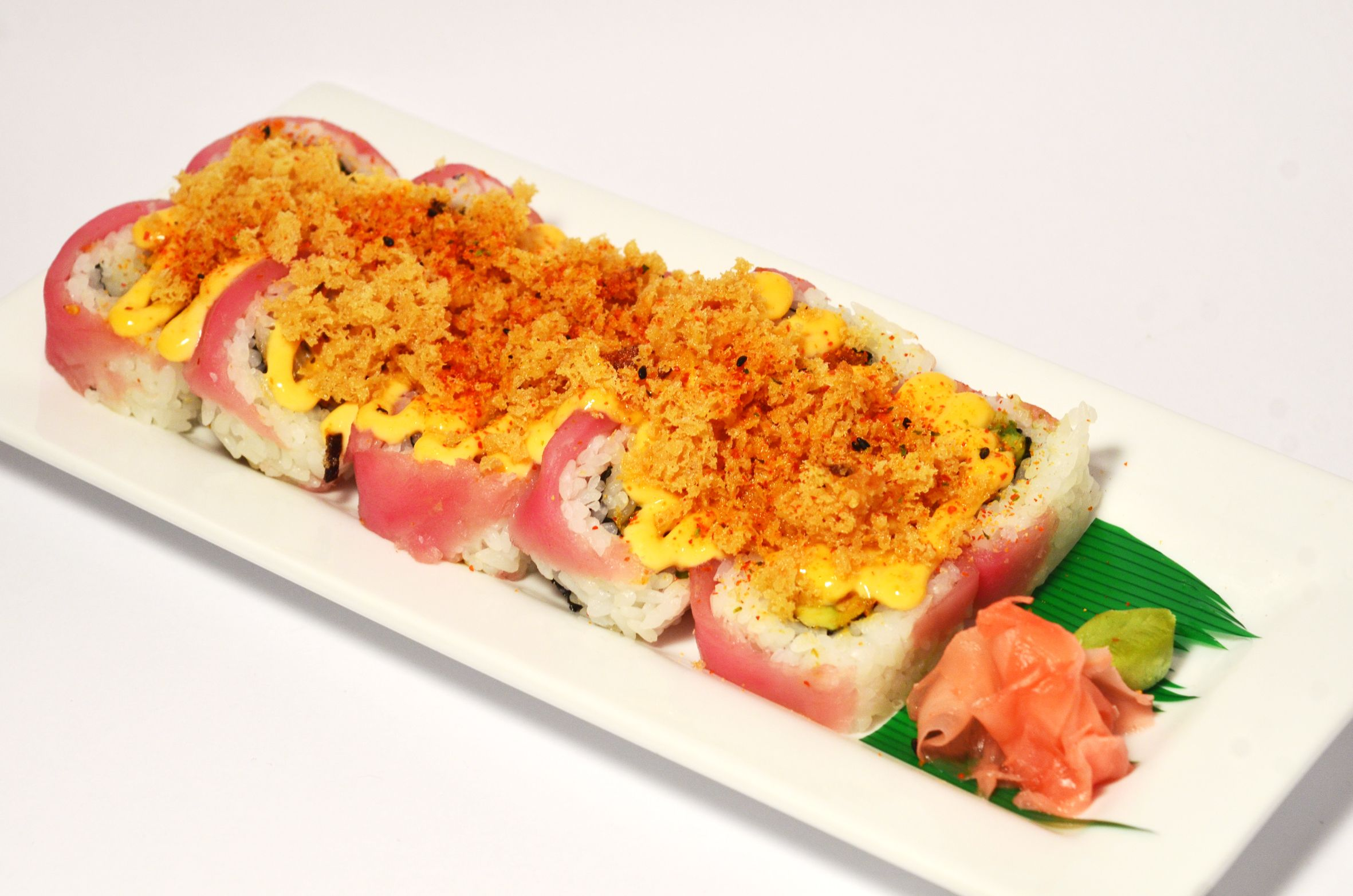 roll Crunchy spicy tuna