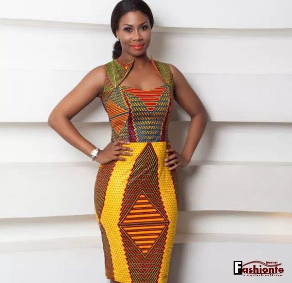 36+ African dress styles 2016 information