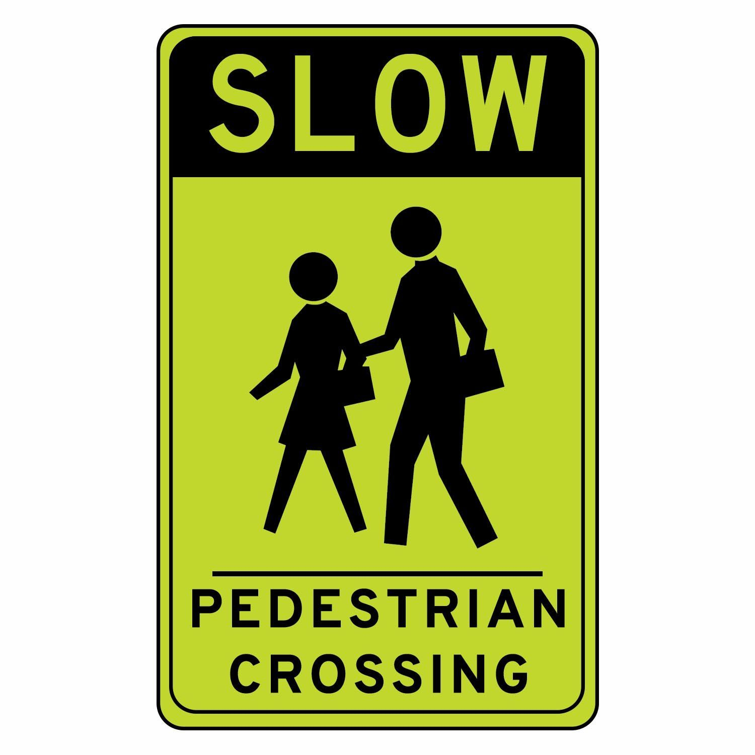 Slow Pedestrian Crossing | Pinterest | Pedestrian crossing and Products