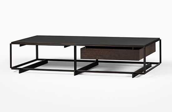 HOLLY HUNT - FRAME low table | Furniture | Pinterest | Holly hunt ...