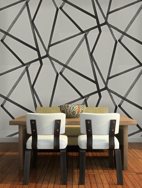Harlequin Sumi Wallpaper Google Search Harlequin Wallpaper Geometric Wallpaper Copper Wallpaper Contemporary