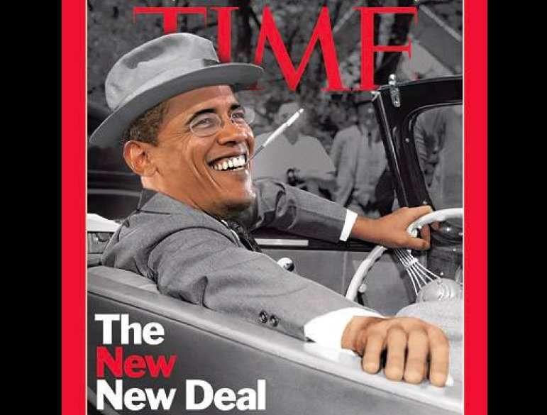 Obama, ultime fossoyeur du « New Deal » - 7 Lames la Mer : Le blog