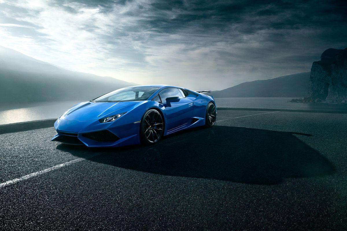 Sharpen Up With The Novitec Torado N Largo Huracan Lamborghini
