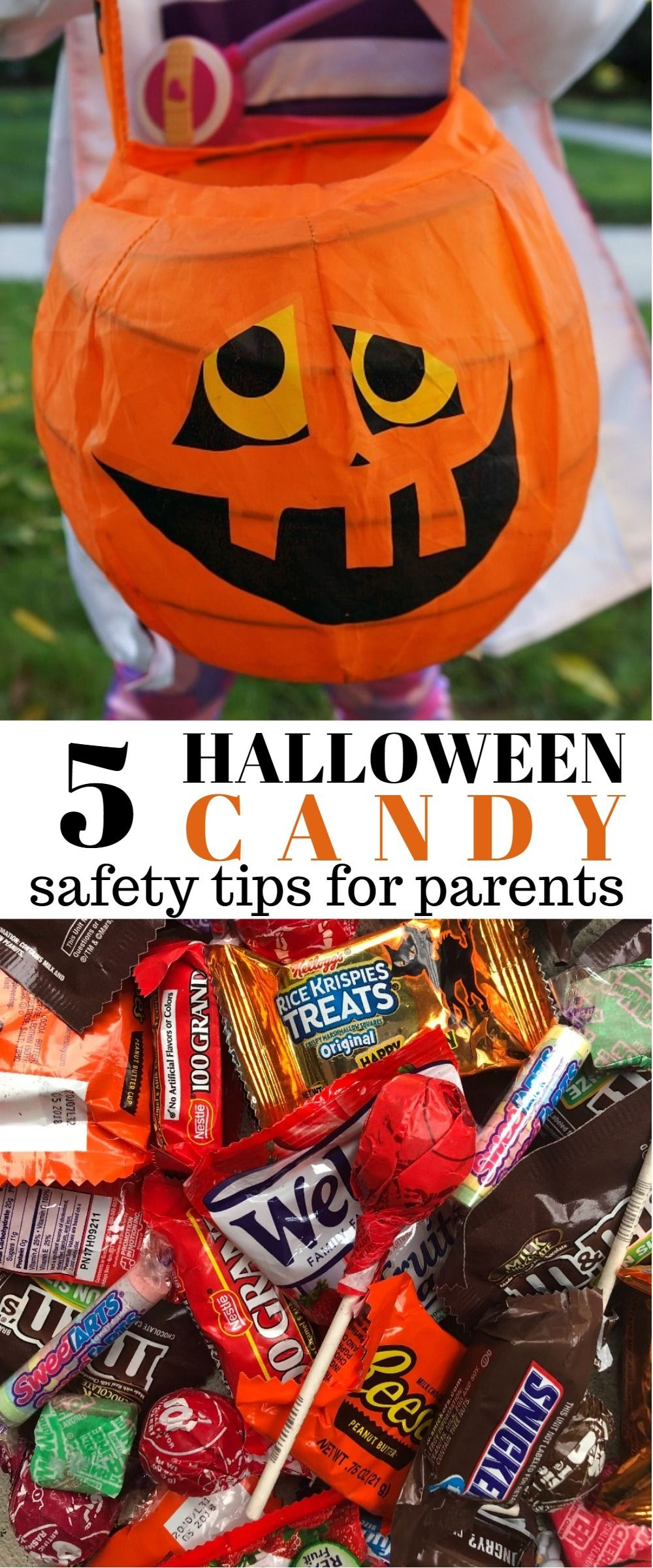 5 Halloween Candy Safety Tips For Parents On Trick or
