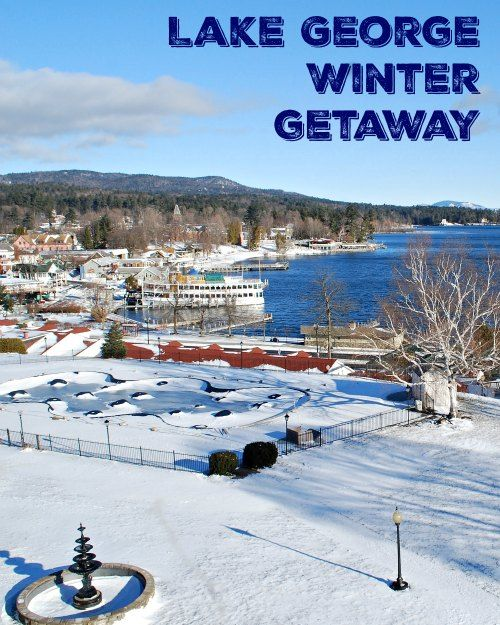 Winter Getaways: Family Winter Vacation In Lake George, New York