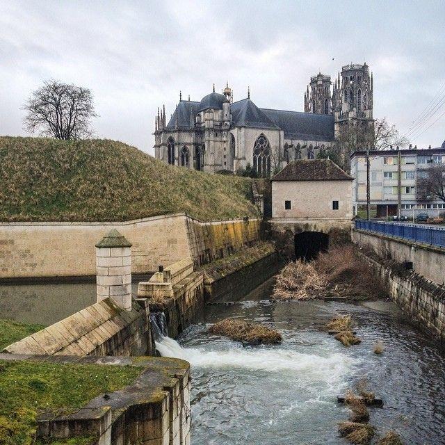 Cathédrale Toul Lorraine