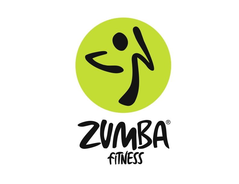 zumba logo is perfect | exercises, workout and zumba fitness