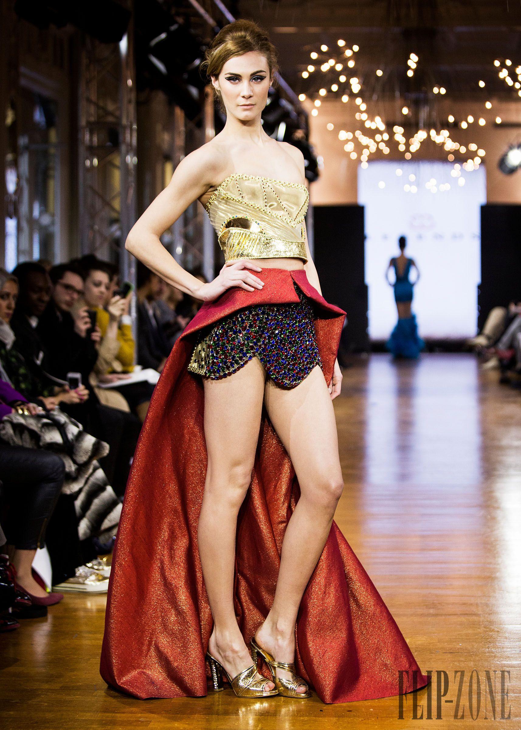 Legends by Bilal Barrage Printemps-été 2014 - Haute couture - http://fr.flip-zone.com/legends-by-bilal-barrage-4505