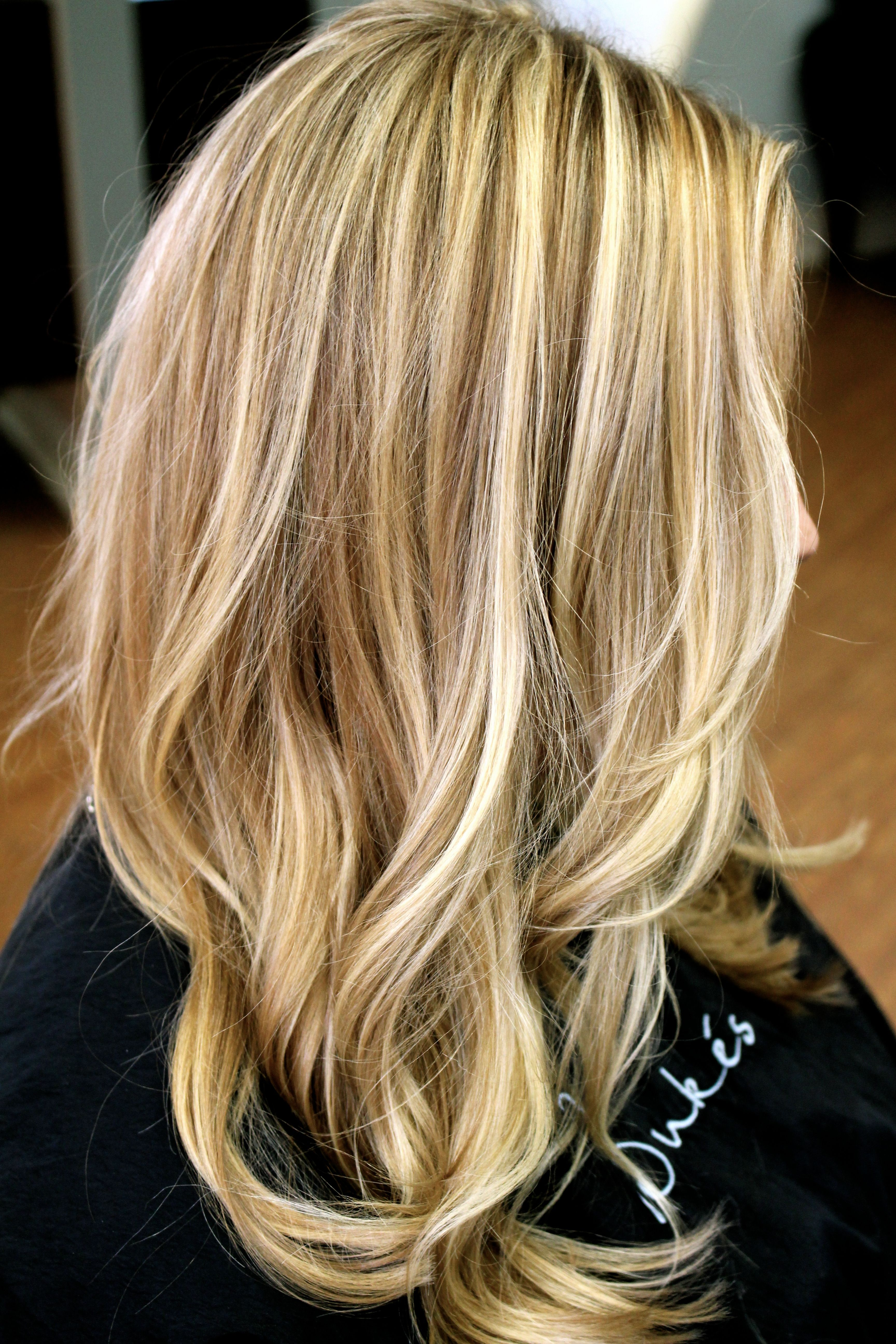 Chunky Blonde Highlights Google Search Hair And Makeup