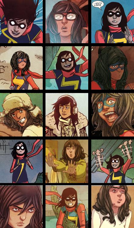 Kamala Khan / Ms. Marvel